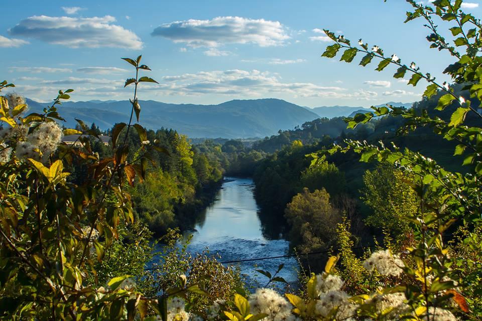 lim river montenegro