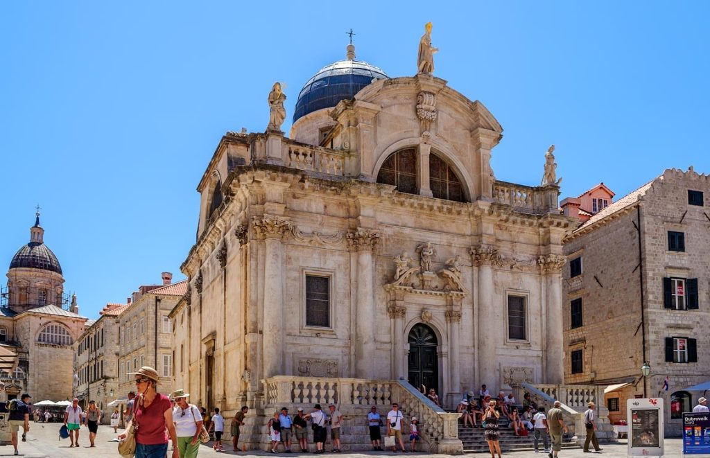 Saint Blaises Church - Dubrovnik