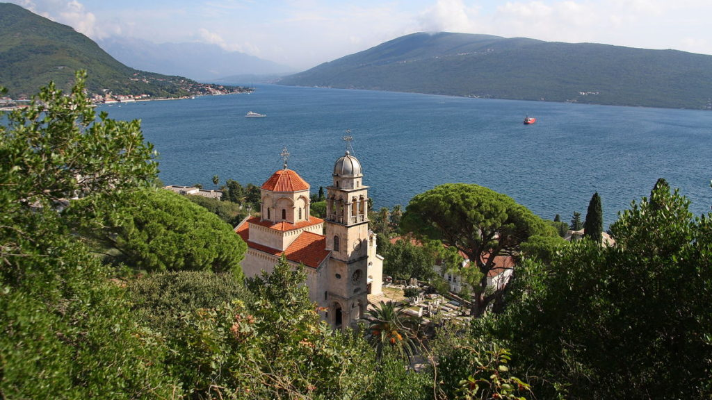 savina monastery montenegro