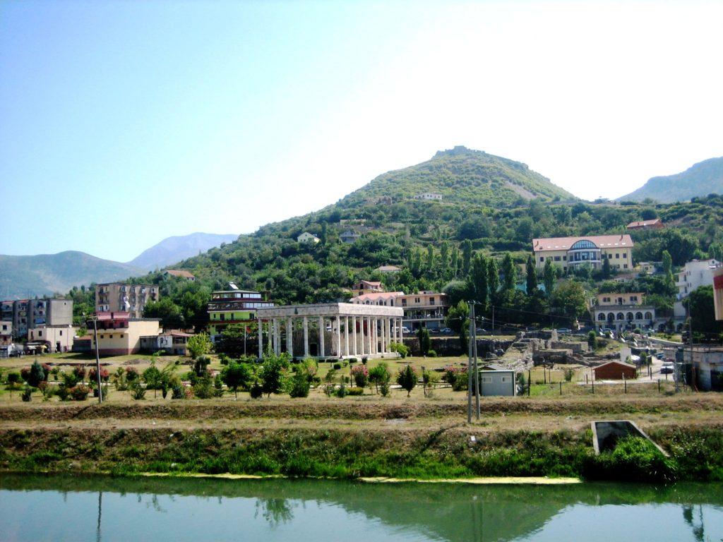 Skanderbeg Mausoleum Lezhe