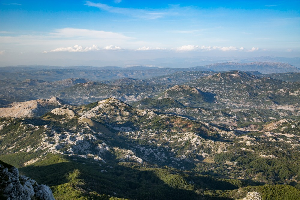 Stone Sea - Lovcen National Park