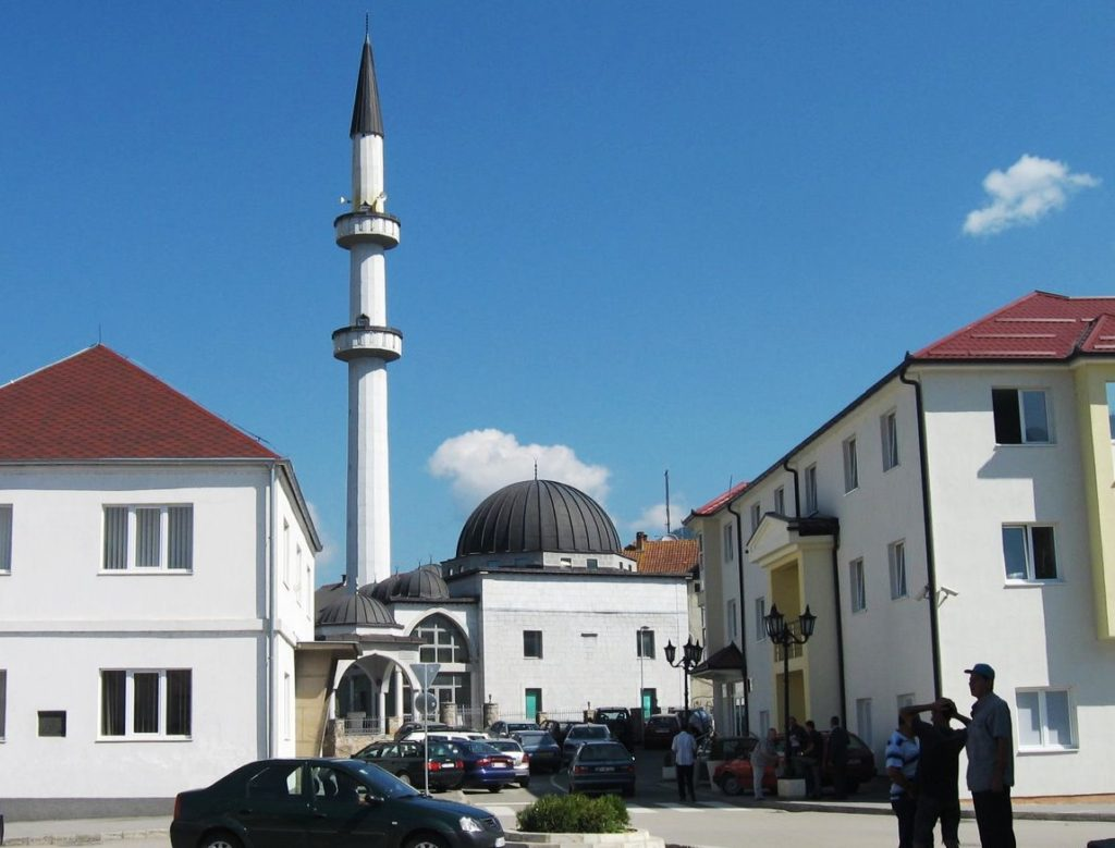 Sultanija Mosque Plav