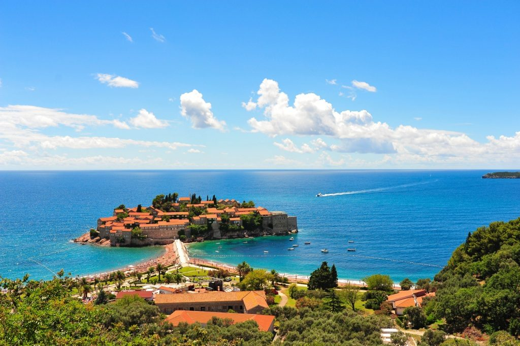 Photo break - Sveti Stefan