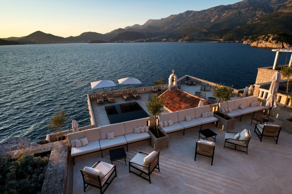 sveti stefan terrace