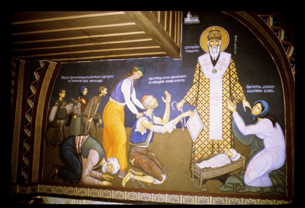 St. Basil of Ostrog