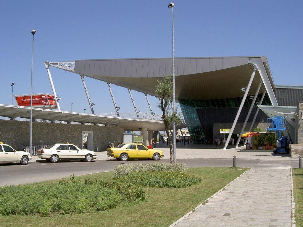 Airport Rinas Tirana