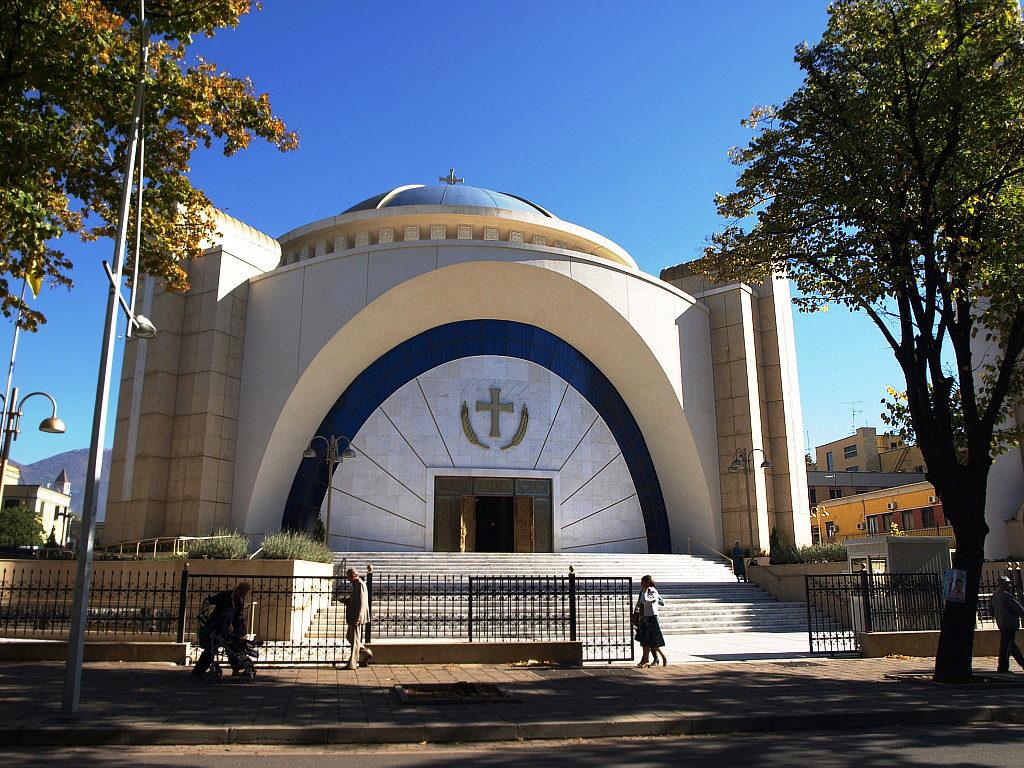 Orthodox church Tirana