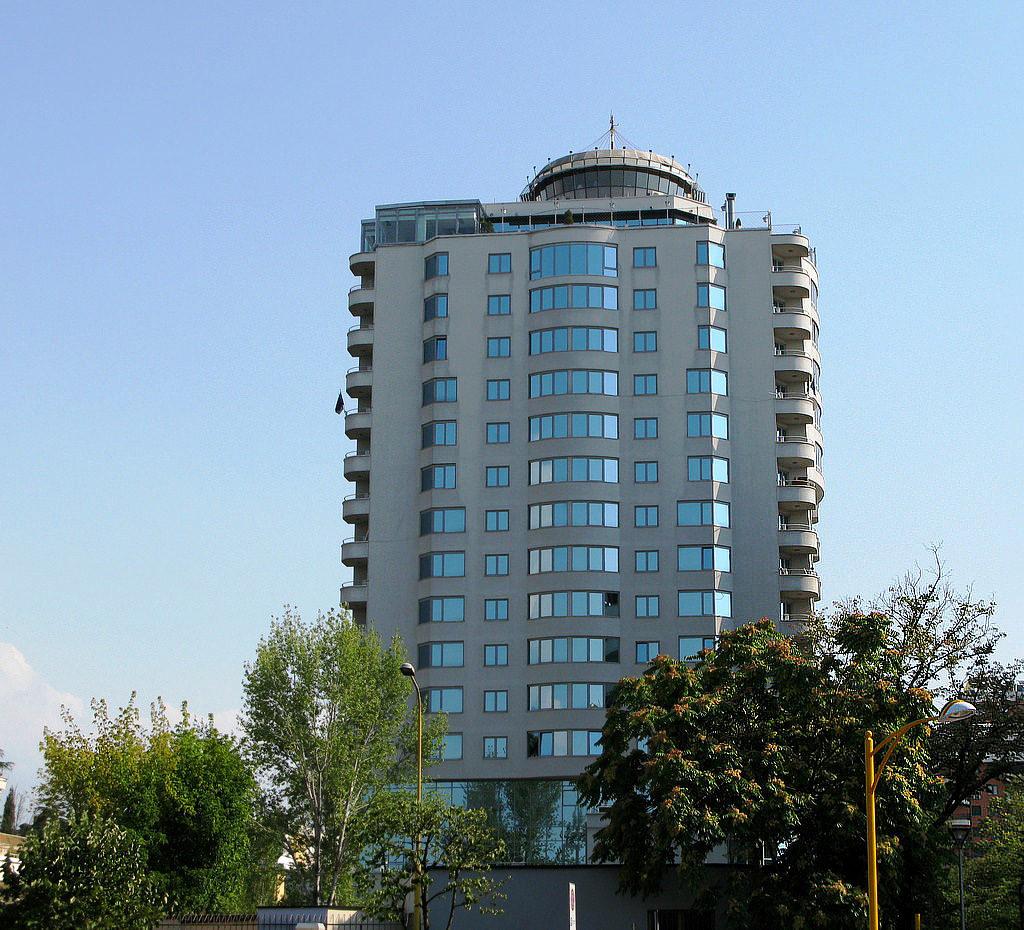 Sky Tower - Tirana