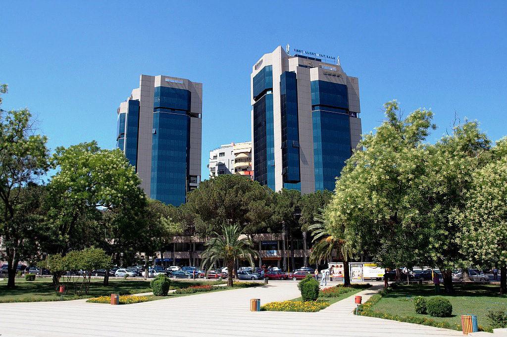 Tirana - Twin Towers