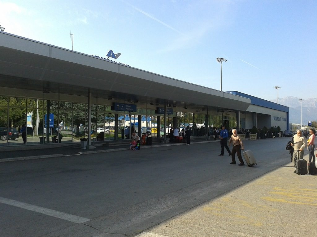 International Airport Tivat