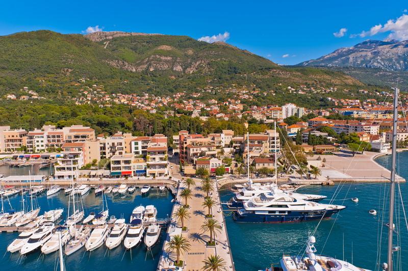 tivat porto montenegro