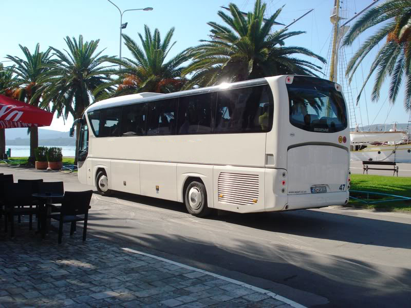 transfers airport tivat