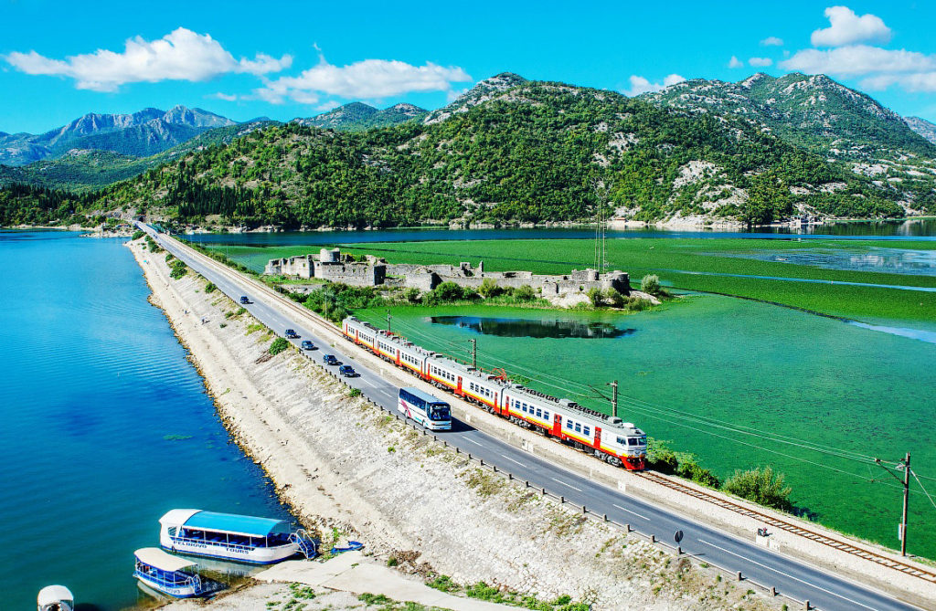 Transport in Montenegro
