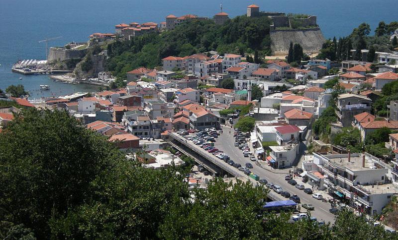 ulcinj city center
