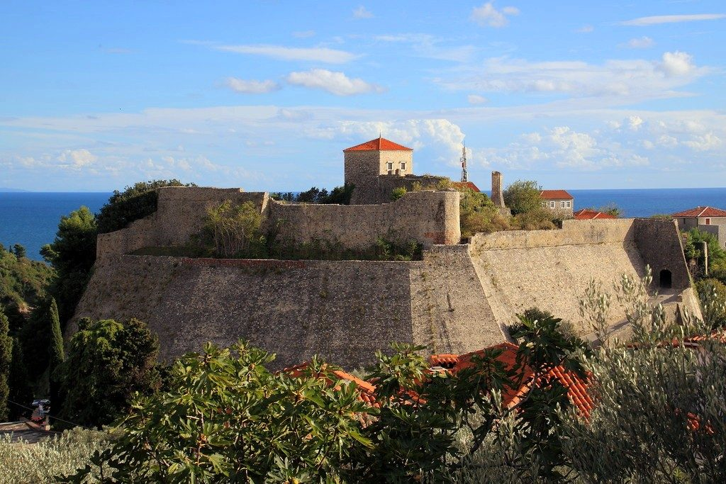 Fortress of Ulcinj