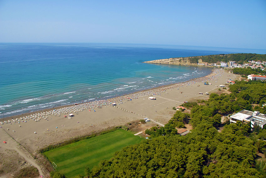 Long Beach Ulcinj