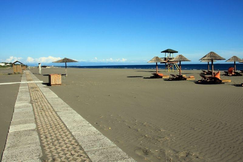 ulcinj long beach