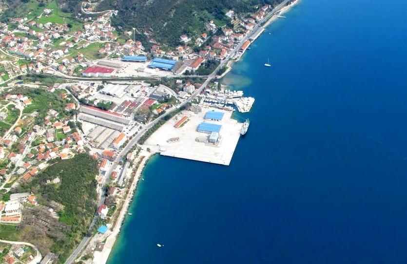 Port of Zelenika