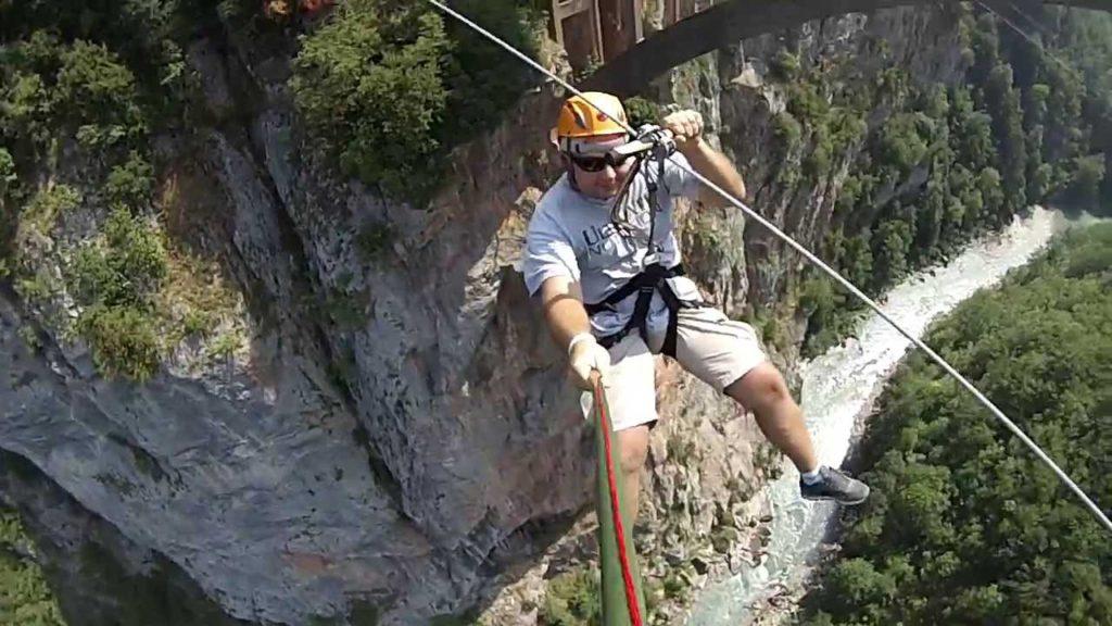 Zip Line Montenegro