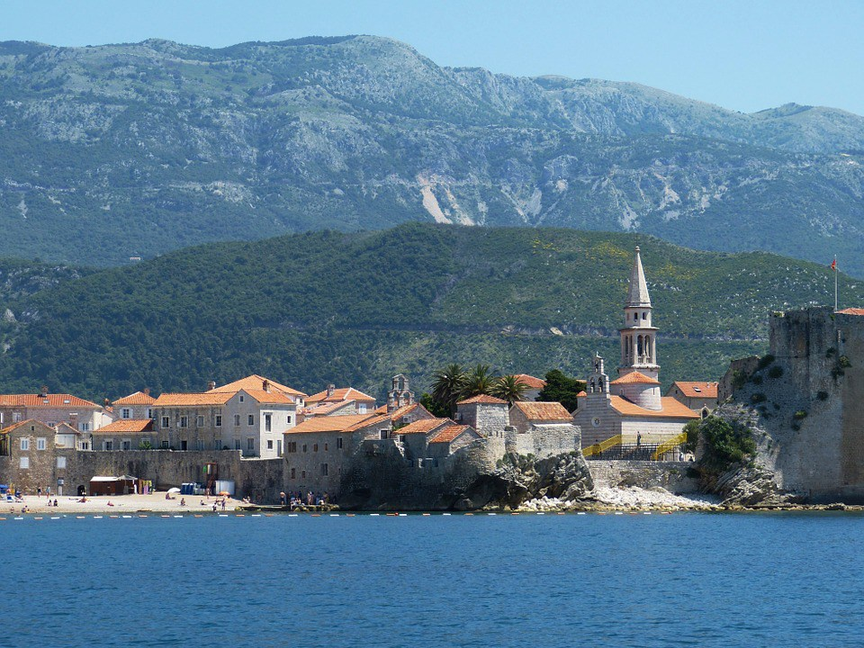 Budva - one of the oldest cities on the Adriatic coast