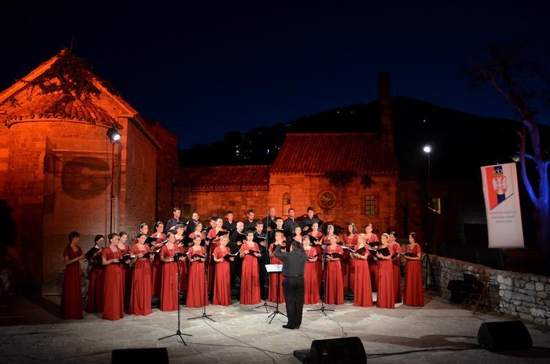 Concert in Budva