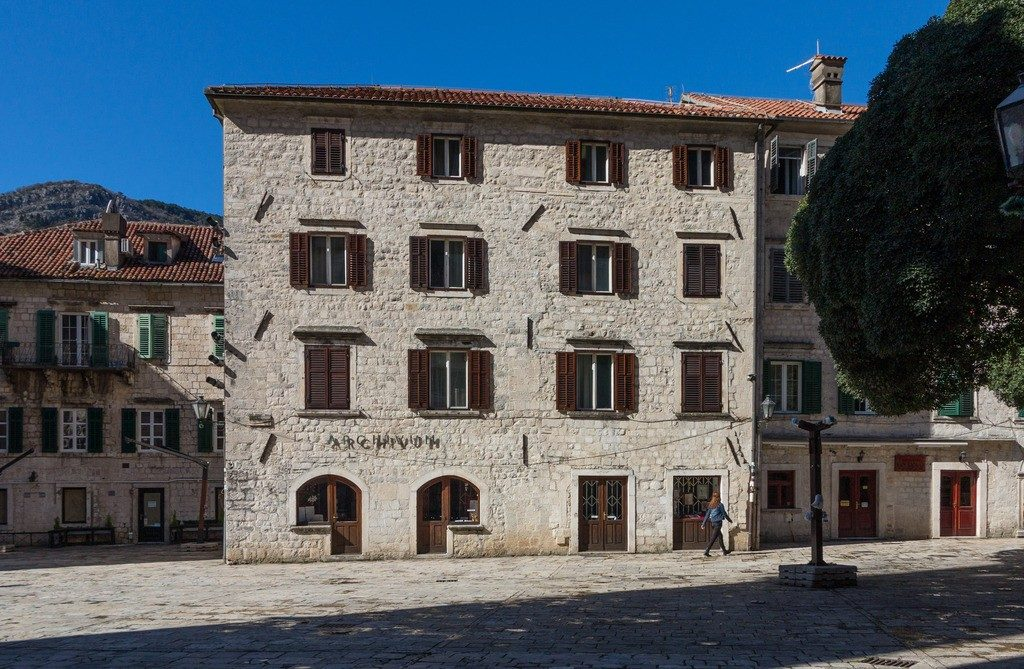 St. Tryphon's Square Kotor