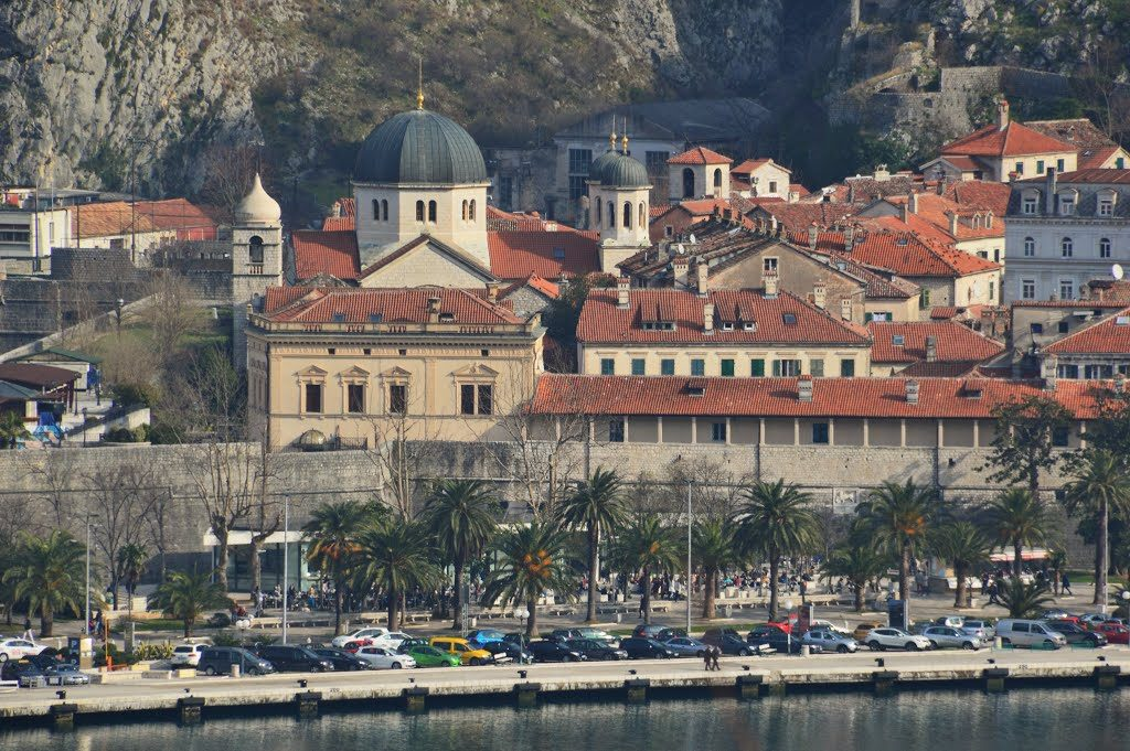 Kotor UNESCO world heritage