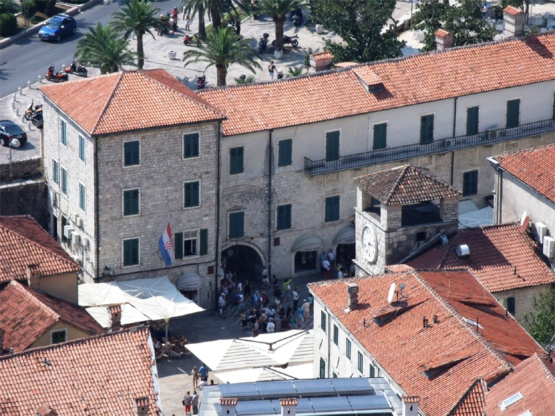 The Prince's Palace Kotor