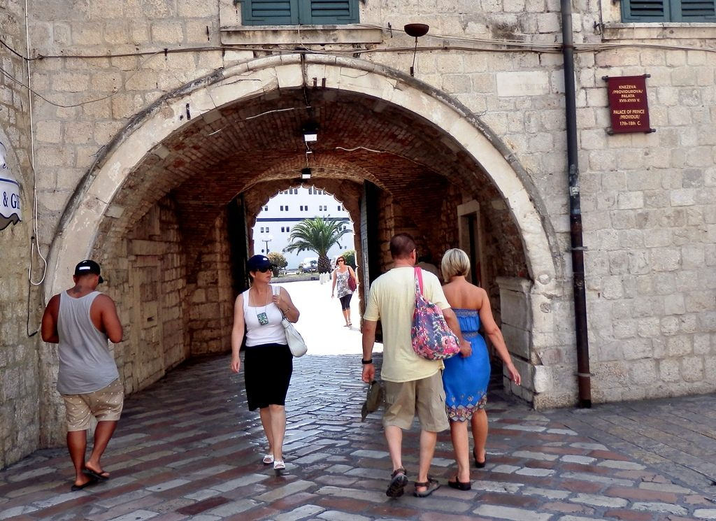 Sea Gate Kotor