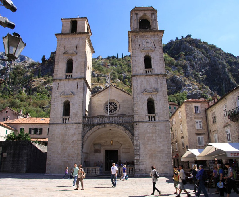 St. Tryphon's Cathedral Kotor