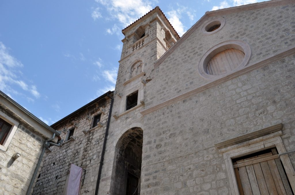 St. Francis Church Kotor