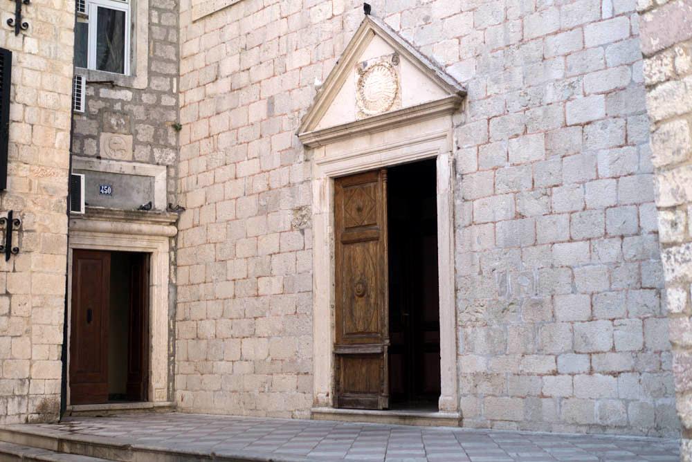 Franciscan Monastery of Santa Clara Kotor