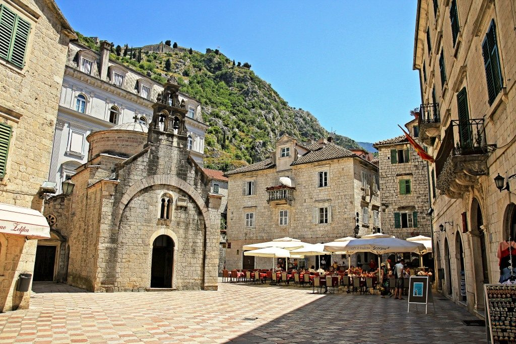 St. Lucas's Church Kotor