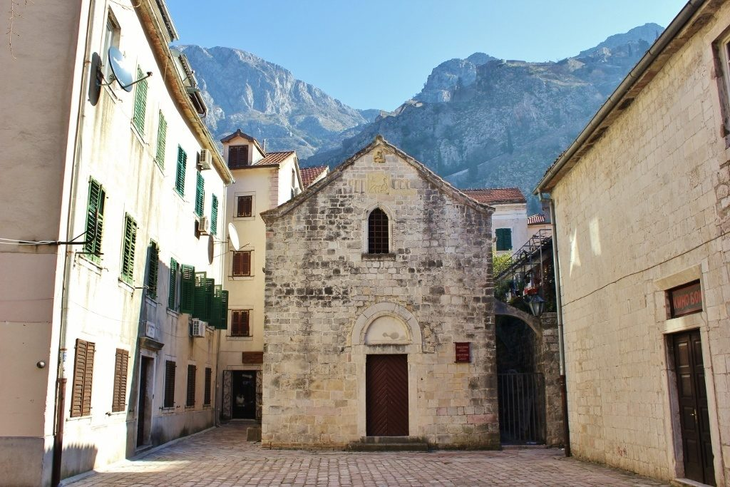 St. Michael's Church Kotor