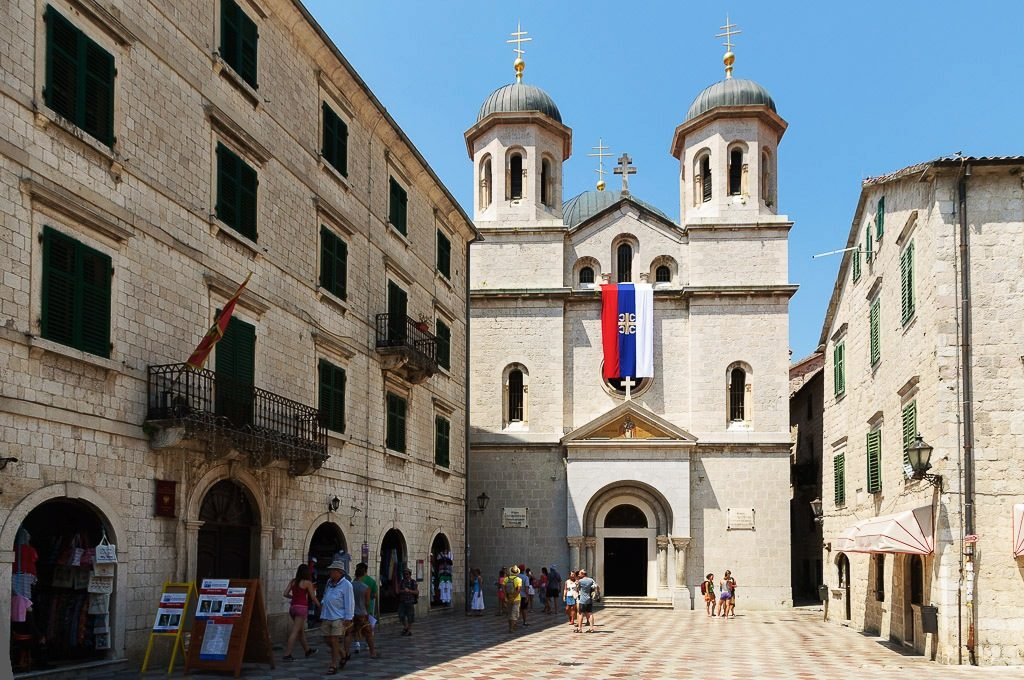 St. Nicholas's Church Kotor