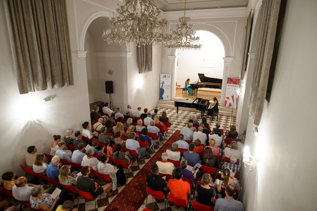 St. Spirit Church Kotor - Concert Hall