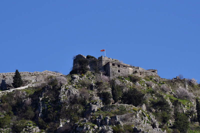 The Fortress of St. John Kotor