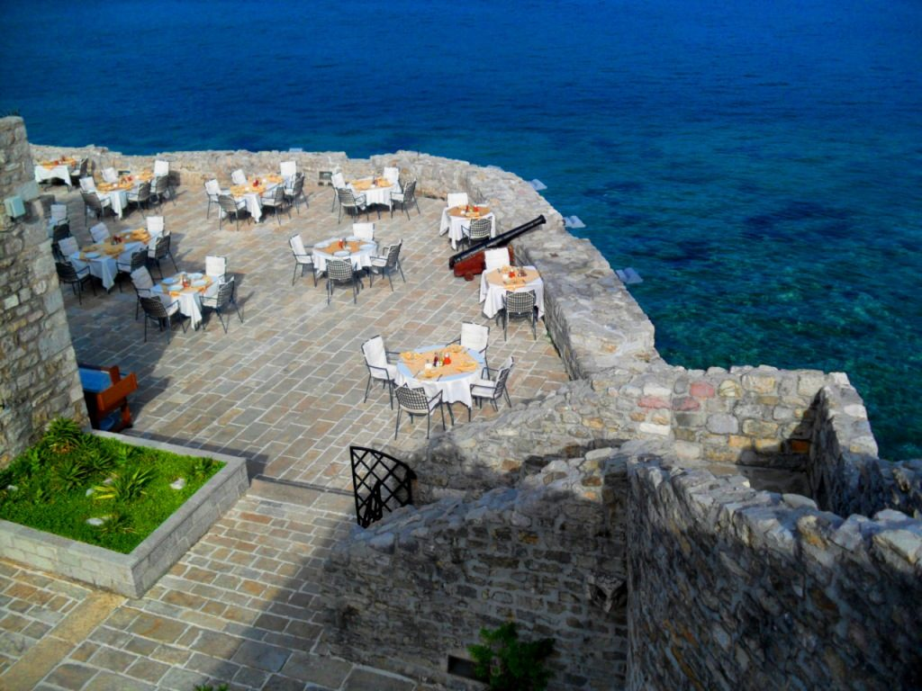 The Citadel Restaurant Budva
