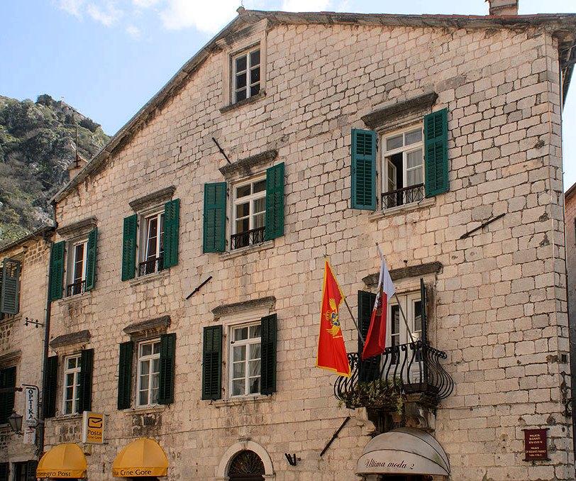 Bizanti Palace Kotor