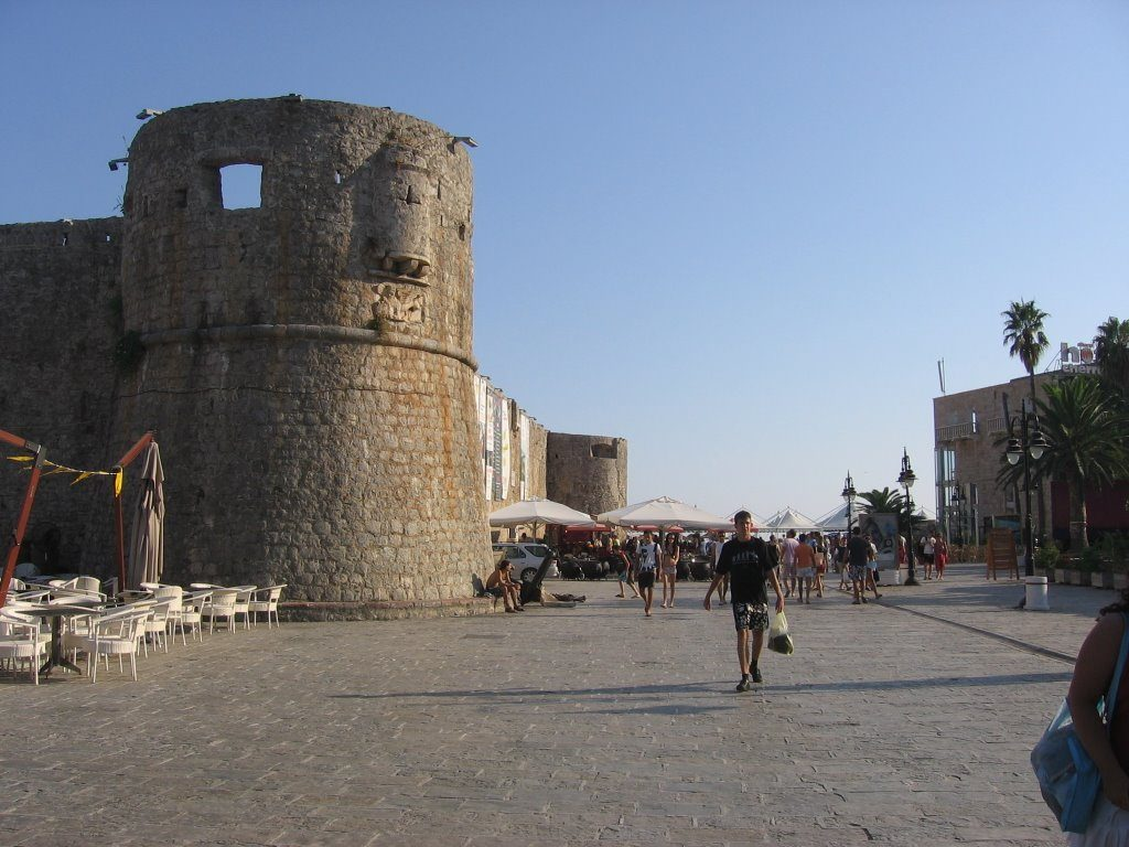 City Walls of Budva