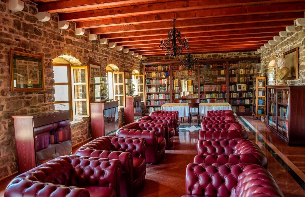 Library of the Citadel - Budva
