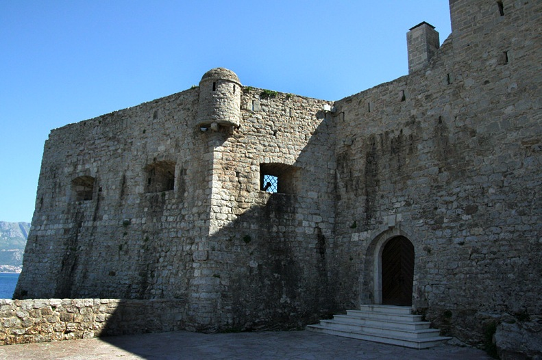 City Fortress Budva