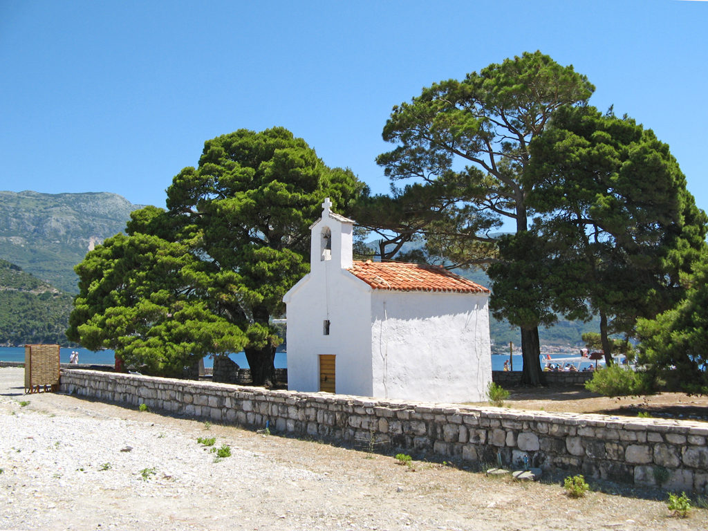 Saint Nicholas Island - Small Church