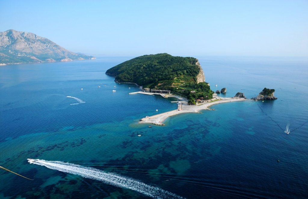 Saint Nicholas Island Budva