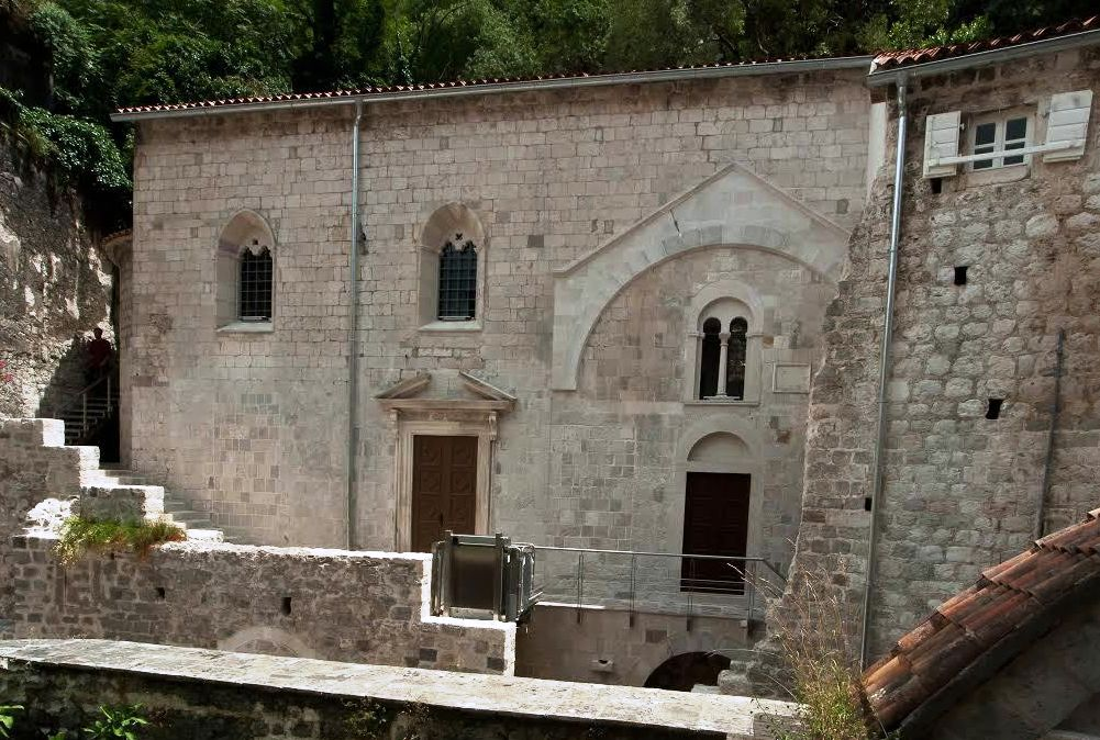 St. Paul's Church Kotor