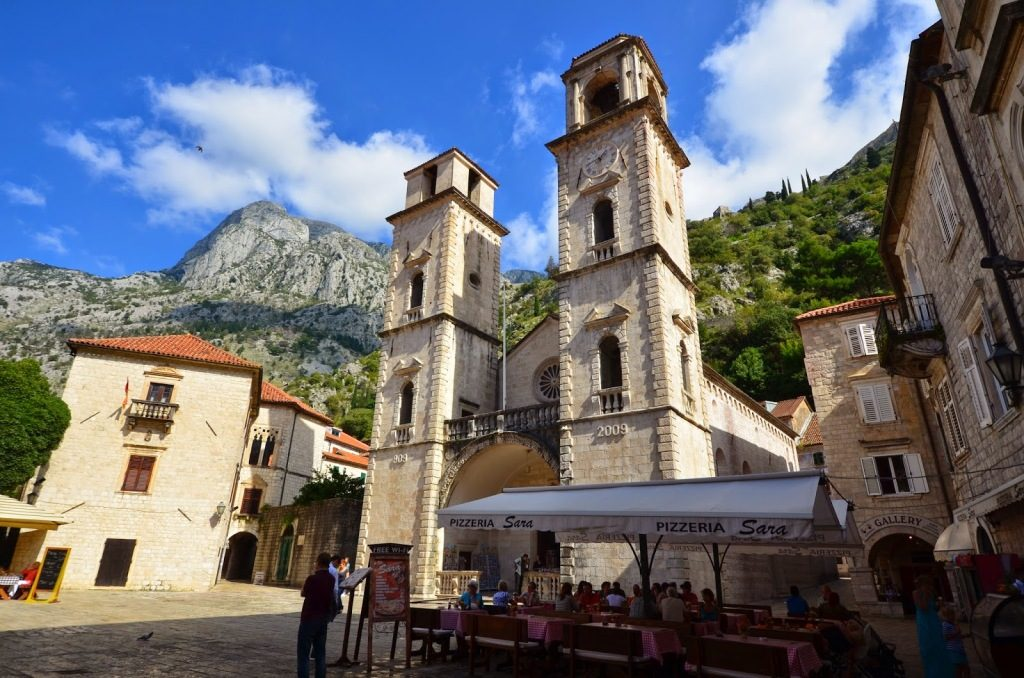 Square of St Tryphon Kotor