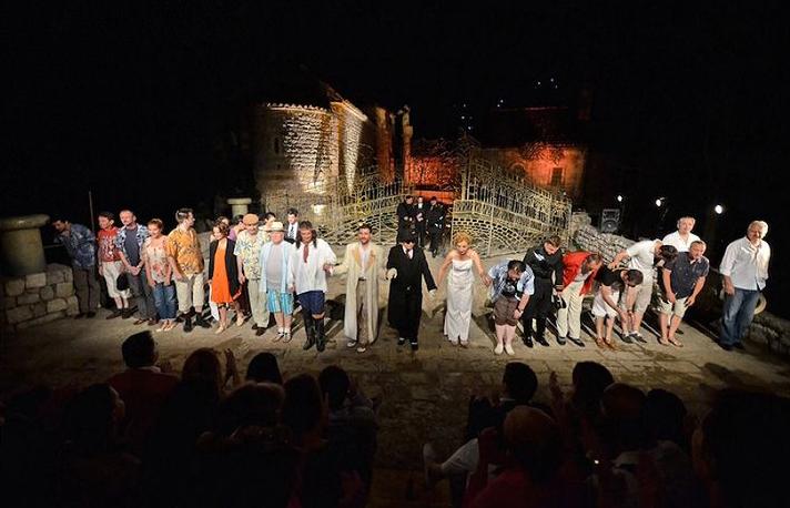 City of Theatre Budva