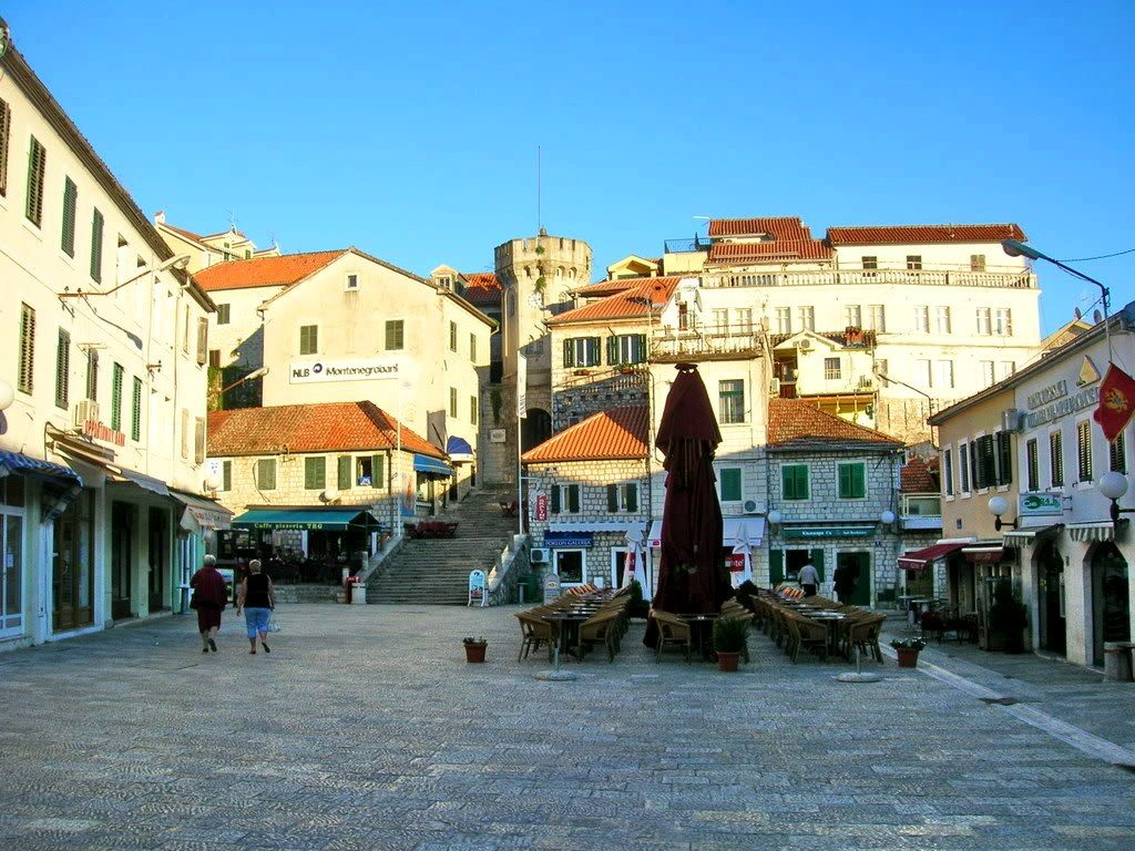Architecture of Herceg Novi