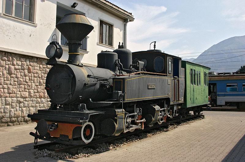 Bar - Railway Station
