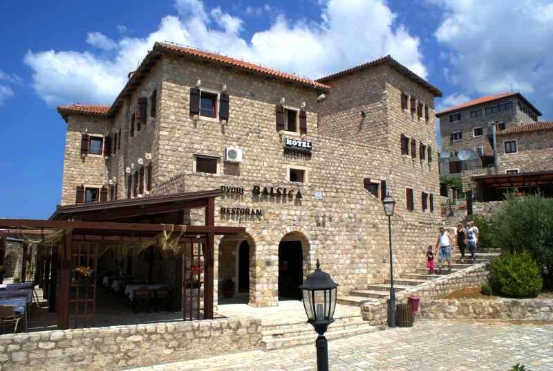 Castle of Balsic Ulcinj